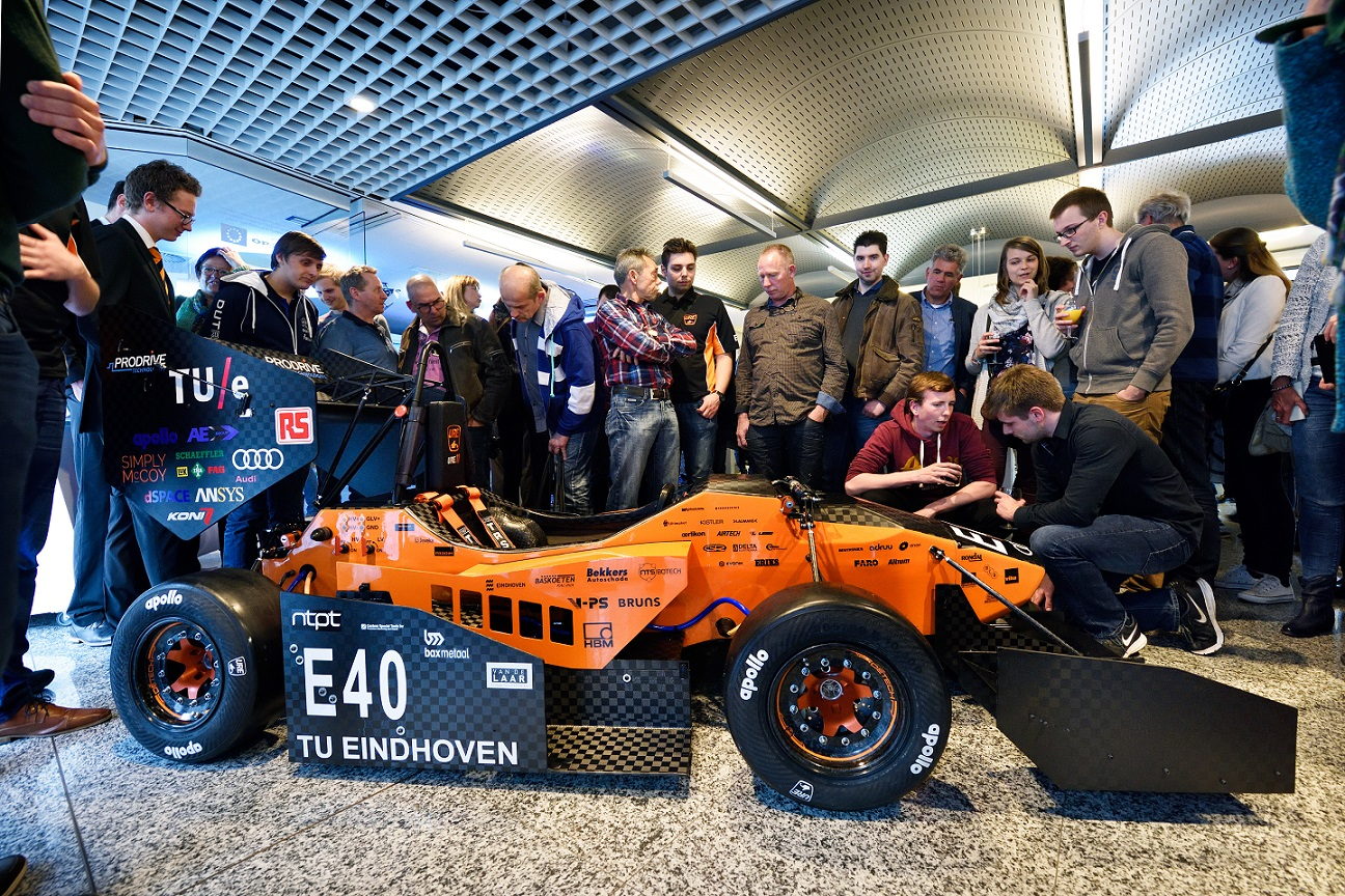 Technical University Eindhoven And Mccoy Present New Ure Race